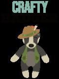 Crafty Badger